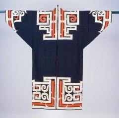 Cotton clothes (Ainu Museum collection)