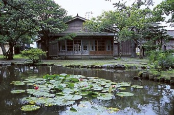 Former Sekikawa Family's Vacation House designated a tangible cultural property by Esashi Town