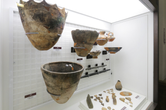 Red Brick Exhibition of Jomon Artifacts