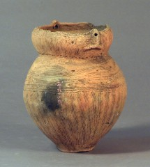 Deep Esan-type pot