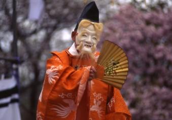 Matsumae Kagura (Shinto music and dance)