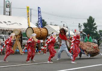 Moseushi Lion Dance
