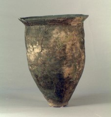 Satsumon pottery