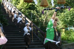 Fukushima Grand Shrine Festival Shikasago Parade